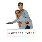 Martinez Twins by Emily MacDonald