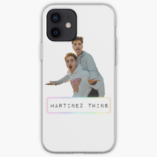 Martinez Twins iPhone Soft Case