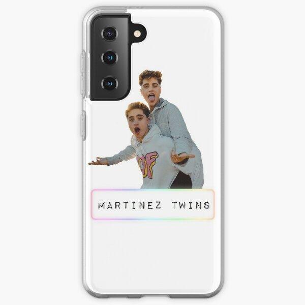 Martinez Twins Samsung Galaxy Soft Case