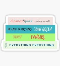 Young Adult Book Stickers Redbubble