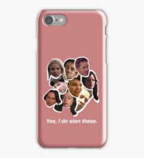 35. Ouat cast derp iPhone Case/Skin