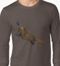 Platypus #2 Long Sleeve T-Shirt