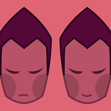 RUTILE TWINS Solo Headshots by MaidenofIron157