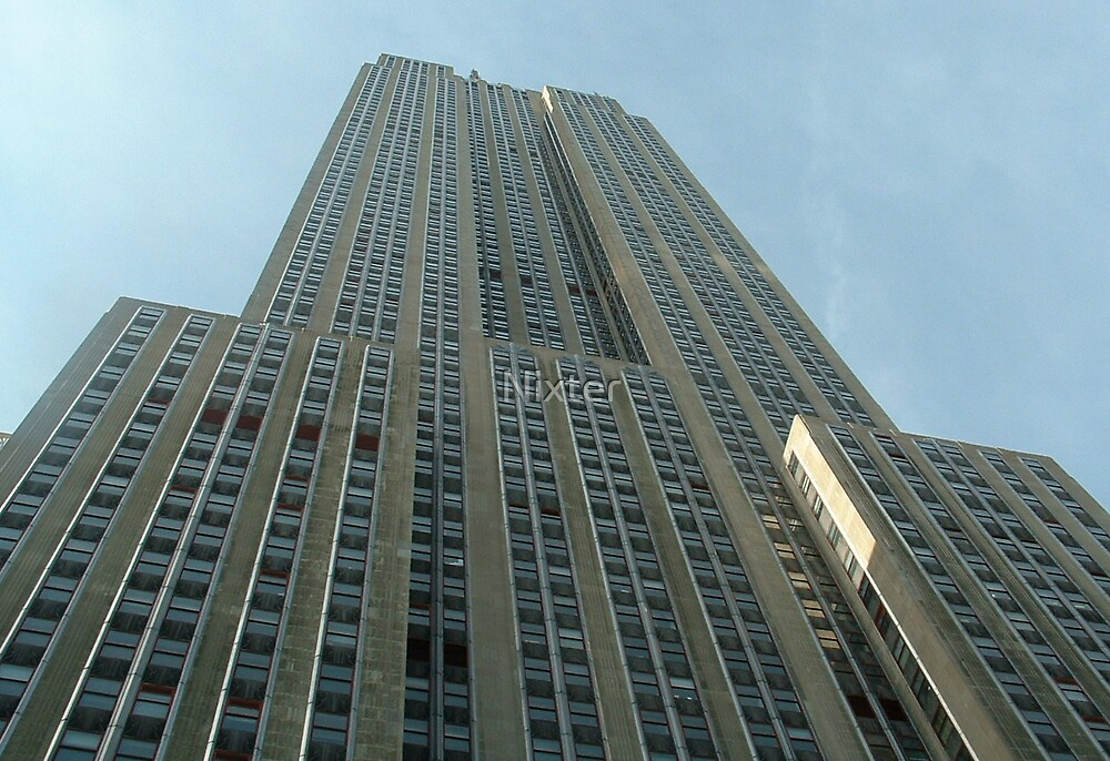 Empire State Building by Nixter