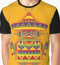 Sombrerobot Graphic T-Shirt