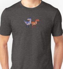 Tyrannosaurs Unisex T-Shirt
