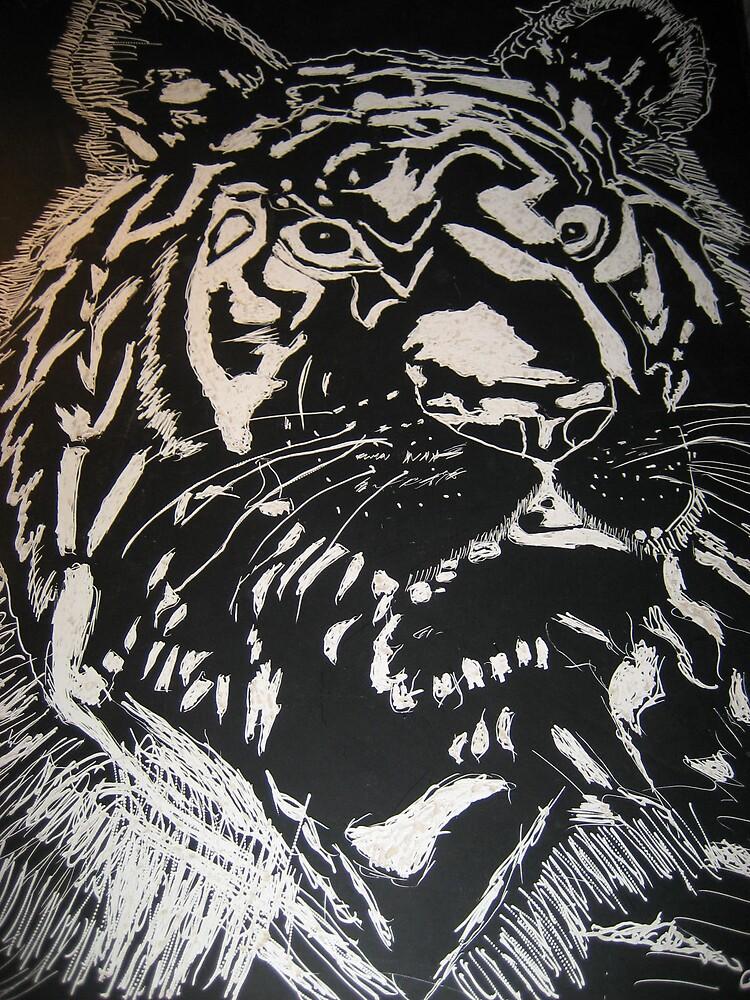 Tiger#2 by twa5150