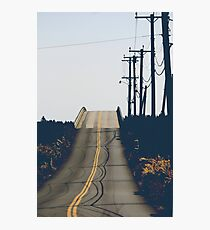 A bridge Photographic Print