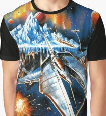 Gradius Gaiden (Cover Art) Graphic T-Shirt