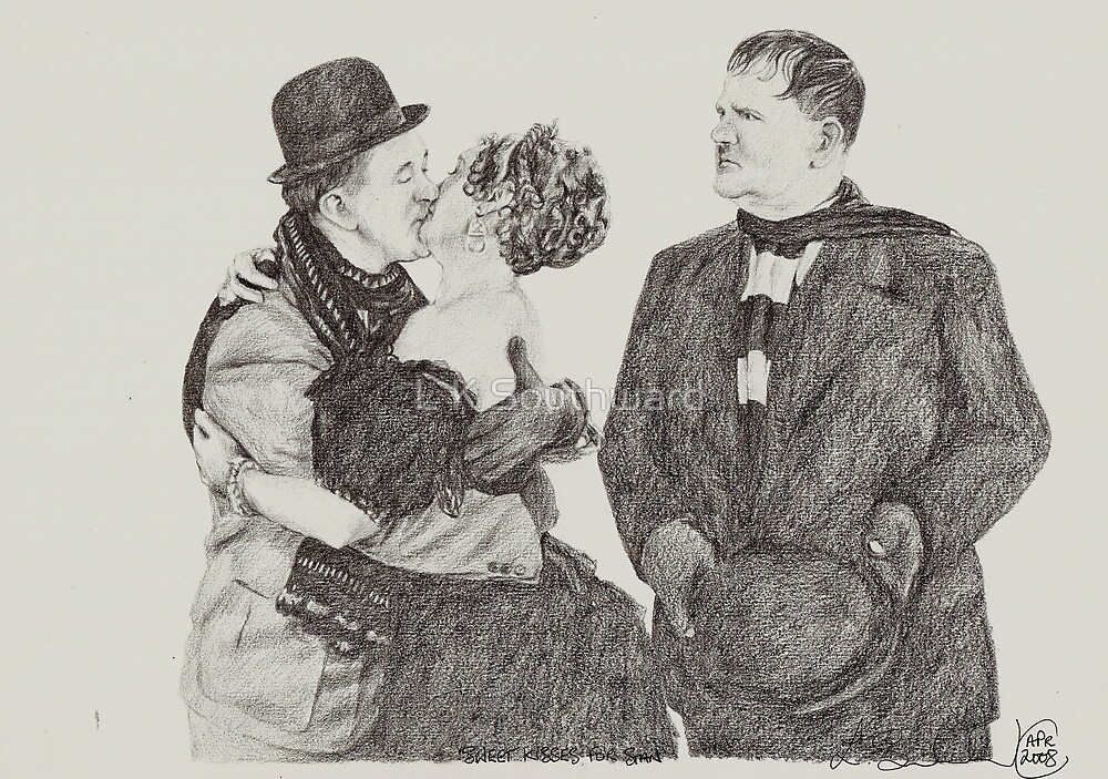 'Sweet Kisses for Stan' by L K Southward