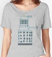 Angles of Skaro Women's Relaxed Fit T-Shirt
