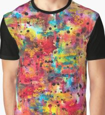 Expanded Creativity - Anahata Codes infused intuitive painting Graphic T-Shirt