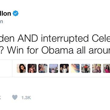 Jimmy Fallon - Obama, Bin Laden, and Celebrity Apprentice by TeeTweets