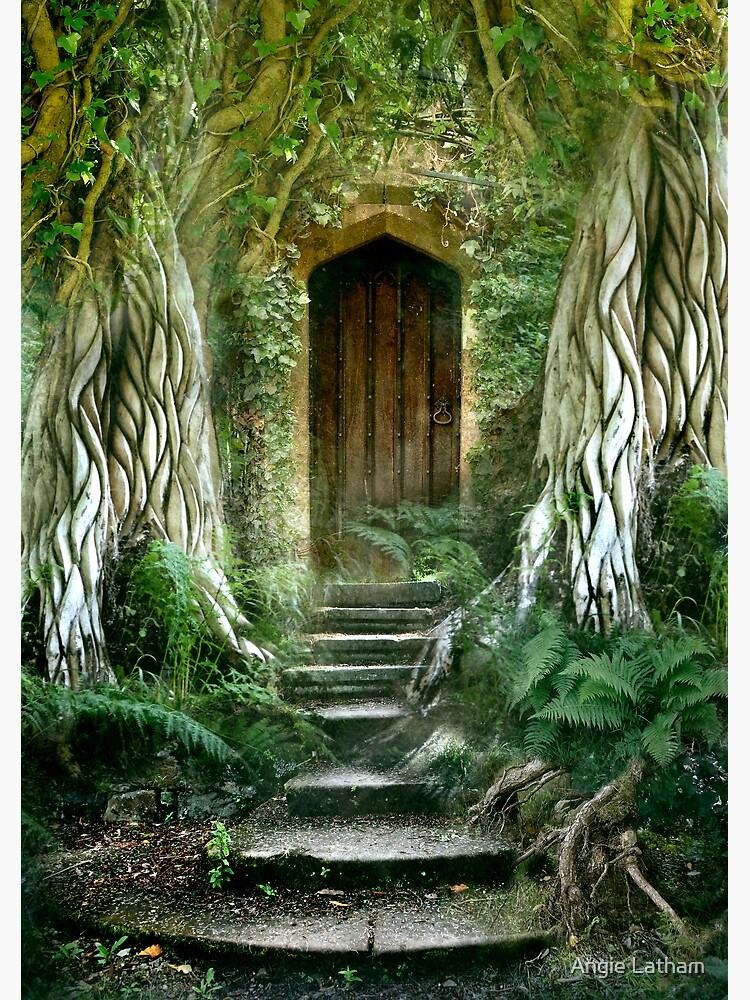 The Secret Door by AngelaBarnett