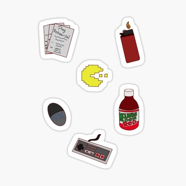 Be more chill - Misc Stuff Sticker