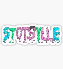 STOTSYLLE Sticker