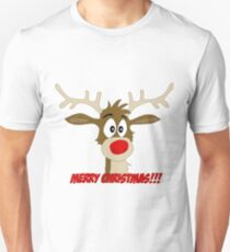 Merry Christmas!!! Unisex T-Shirt