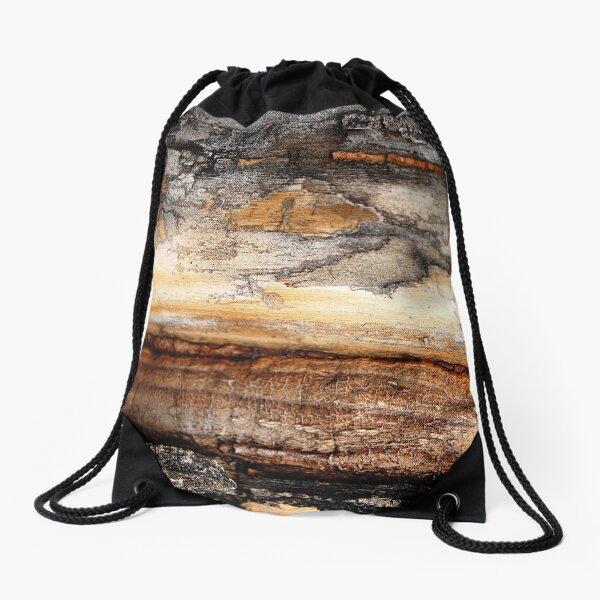 Distant Horizon Drawstring Bag