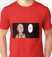 One - Punch man Unisex T-Shirt