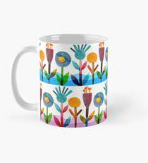 Sommerblumen Tasse (Standard)
