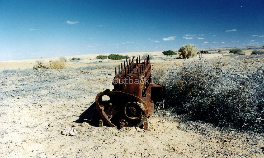End of the Road by outback1
