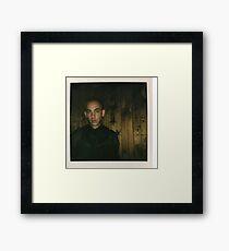 blackbear - Polaroid Merch Framed Print