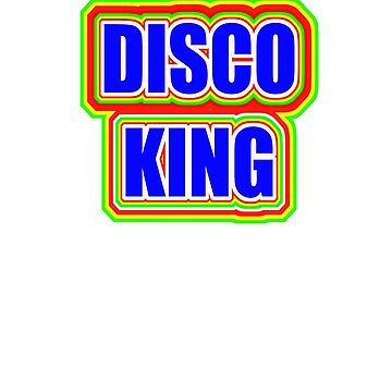 DISCO KING Disco Shirt For Men by hustlagirl