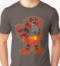 Pokemon - #727 (Incineroar) Unisex T-Shirt