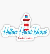 Hilton Head Island, South Carolina Sticker