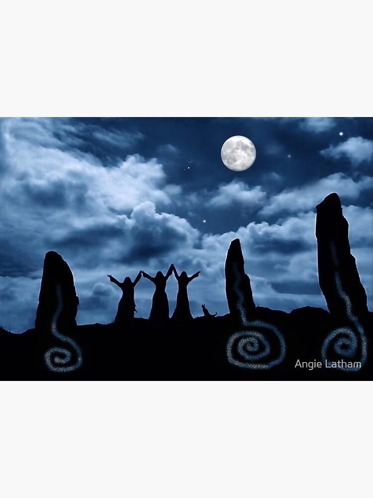 Moondancing by AngelaBarnett