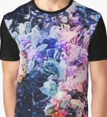 Colorful Holly Graphic T-Shirt