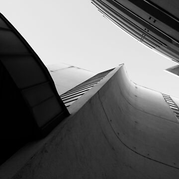 Black and White Architecture Version no. 1 by marcushood