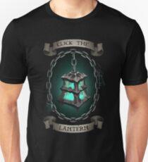 Klicke auf die Laterne Unisex T-Shirt