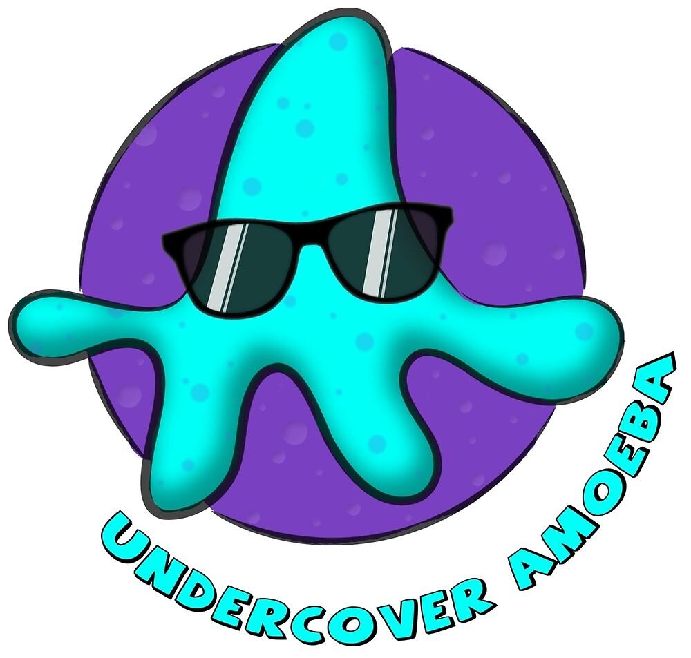 Undercover Amoeba - logo by ettorebaldo