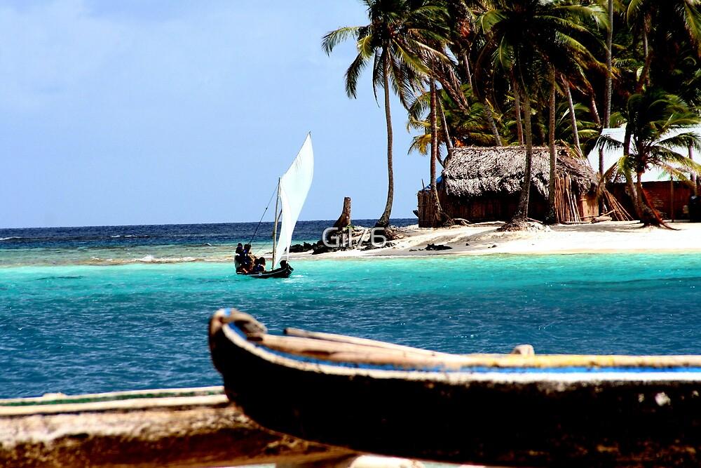 Island & Sail by Gil76