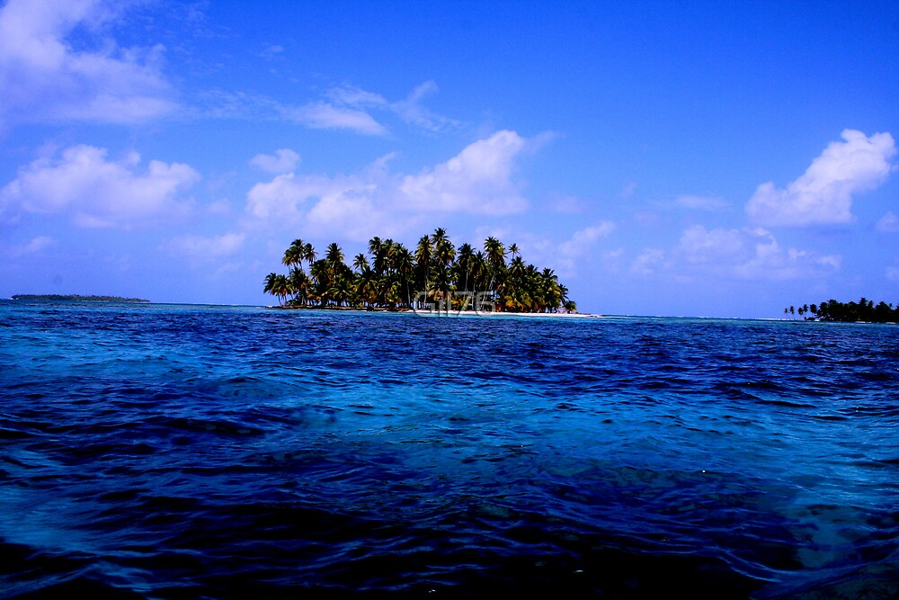 Kuna Yala island by Gil76