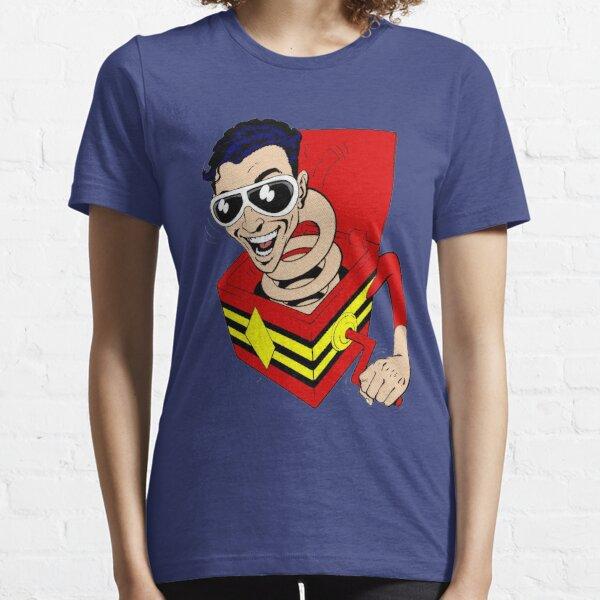 Homme en plastique T-shirt essentiel