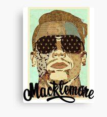 The Beautiful Macklemore Art Canvas Print