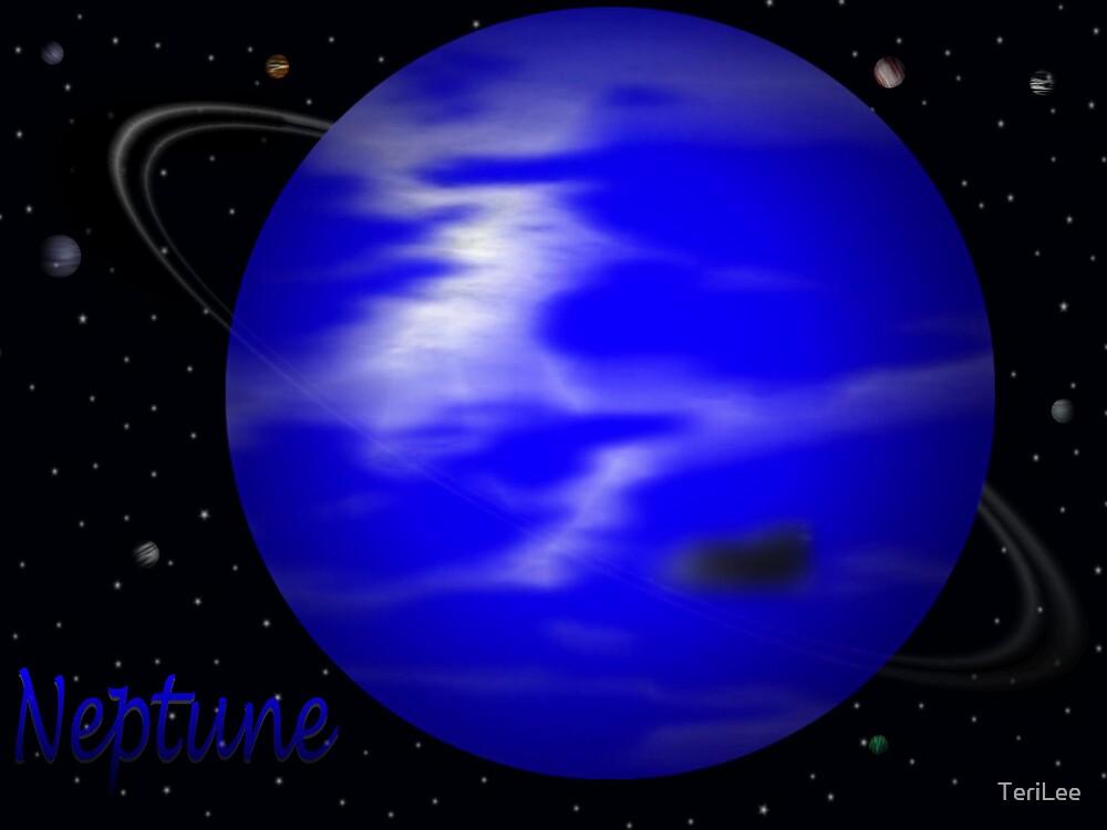 Neptune by TeriLee