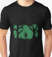 The Man in the Woods Unisex T-Shirt