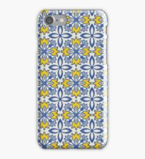 Abstract pattern background iPhone Case/Skin
