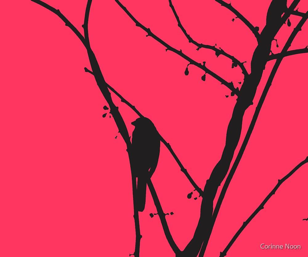 Bird 15 by Corinne Noon