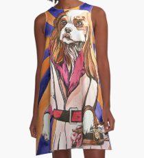 Parallel Universe  A-Line Dress