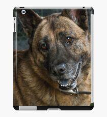 Butch the Friendly Dog iPad Case/Skin