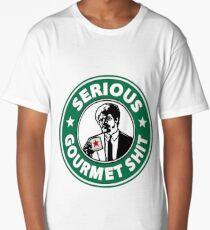 Pulp Fiction Serious Gourmet Shit Long T-Shirt