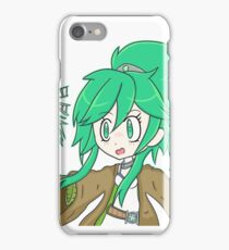 Winda iPhone Case/Skin