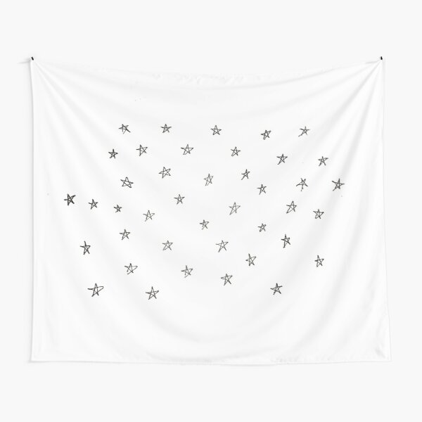 Stars Tapestry