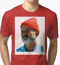 Steve Zissou - Bill Murray  Tri-blend T-Shirt