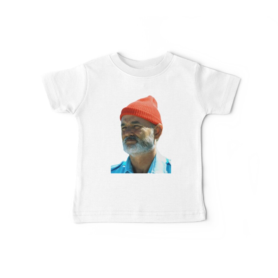 Steve Zissou - Bill Murray  by darthfader