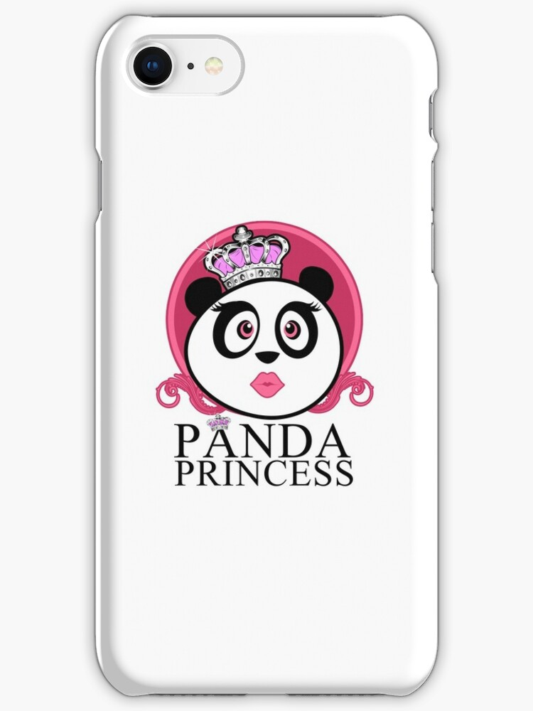 Panda Princess by Adam Santana
